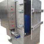 Rotajet atex drum washer safety interlocks