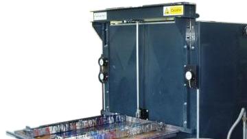 Atex certified machine parts washer