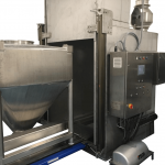 Automated IBC reconditioning system