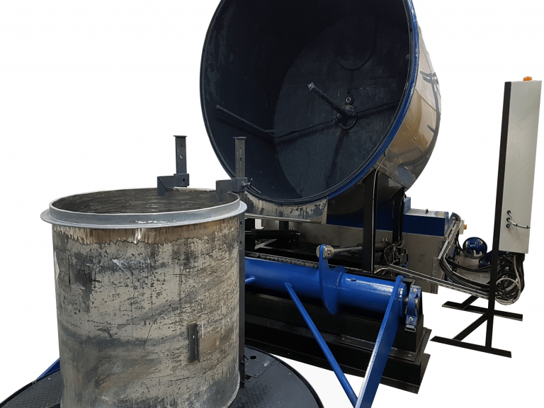 ATEX paint pan washer